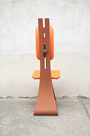 sedia-schiena-ribelle-verniciata-ruggine-schienale-regolabile-e-seduta-pellificati-arancione-2015-(4)